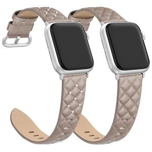 Accessories - Apple Watch Band 38mm 40mm, Genuine Leather Band